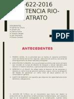 Antecedentes Rio Atrato