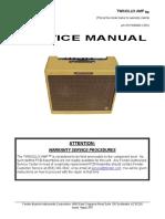 Twinolux EC Service Manual Auguat 2011