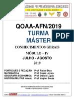 Módulo 4 - Máster 2019