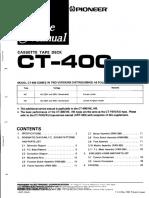pioneer ct-400