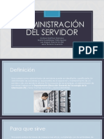 Administración Del Servidor