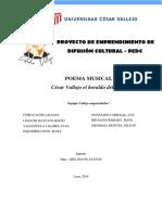 Proyecto de Emprendimiento de Difusión Cultural(Grupo 04)