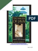 John Chang - Livro - O Mago de Java - Magus of Java - Autentico Taoista Imortal