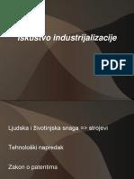 Industrijalizacija