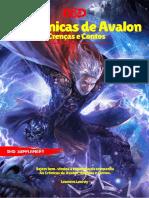 As Crônicas de Avalon, Crenças e Contos