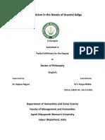 synopsis of pooja midha (phd english) (1).doc