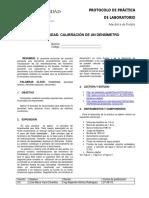 Flotabilidad Densimetro Lab