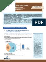 Informe Tecnico n01 Mercado Laboral Oct Nov Dic2015