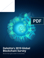 DI 2019 Global Blockchain Survey
