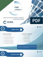 Información CESDA
