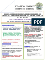 formation fiscal