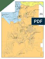 District A map