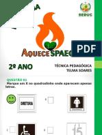 AQUECE SPAECE 2019