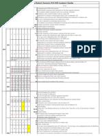 Kaohsiung Medicial University 2019-2020 Academic Calendar