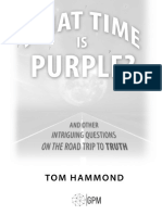 Purple Booklet