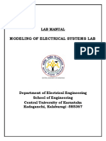MES Lab Manual