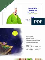 Zang Heng italiano cinese