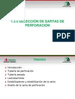 1.3.5 Selección de Sartas de Perforación