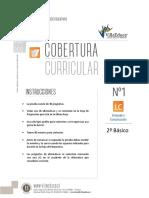 COBERTURA CURRICULAR SEGUNDO BÁSICO