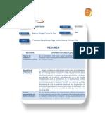 Requisitos de Exhibicion de Documentos