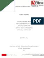 Proyecto Gestion Segundo Corte (1)
