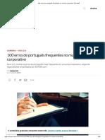 100 erros de português frequentes no mundo corporativo _ EXAME.pdf
