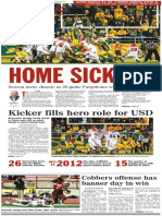 Forum sports pages 10/18/2015