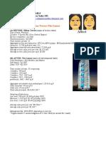 Comparative details (before and after en bloc sale)