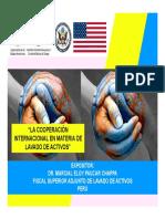 Cooperacion Internacional en El Lavado de Activos - Marcial Paucar