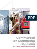3G3070-CF Commercial Fire Brochure