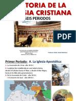 Historia de La Iglesia Cristiana (Para l Iblc) Con Imagenes Modificadas Gris