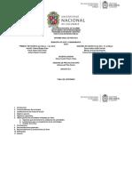 Informe Final de Práctica - Sopó 2018-I