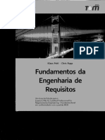 Fundamentos da Engenharia de Requisitos