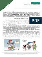 violencia na  educaçao do brasil