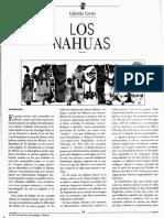 Los Nahuas