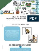 Fallas de Mercado, Bienes Publicos y Privados
