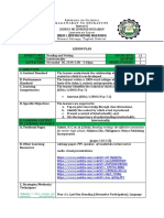 Sample DLP. for C.O._template