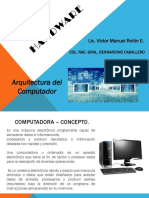 Arquitectura Computador 06-03-2018