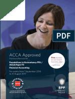 ACCA F3 Financial Accounting BPP Revision Kit 2017 Freebooks.pk