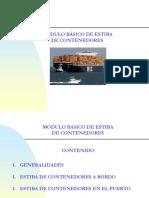 Módulo Básico de Estiba de Contenedores -BAROTI.ppt