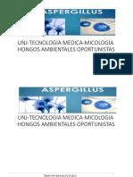 Aspergilosis Unj 2018I
