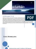 3. Data Medelling