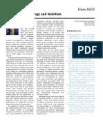 Integración de La Psicología y Nutrición