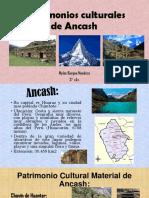 Patrimonios Culturales de Ancash