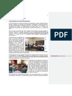 Administracion de Justicia en Las Cortes Superiores Peru