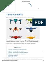 Tipos de Drones _ Novodrone