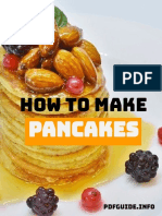 How-To Make Pancakes - free guide
