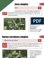 Problemas y Resultados_curvas Circulares