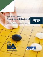 IIANL Strategy Related Auditing