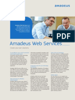 Amadeus Web Services